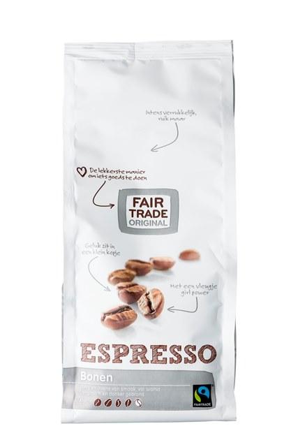 Image of Koffiebonen 1000g Espresso