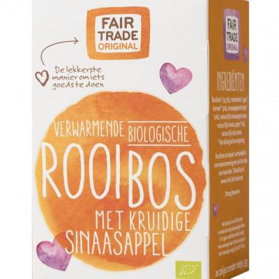 biologische sinaasappel thee rooibos