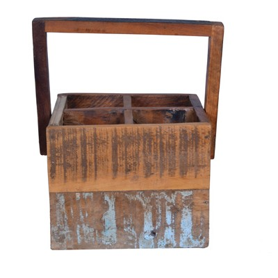 fairtrade recycled scrapwood